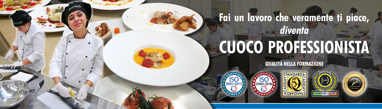 Scuola di Cucina a Bologna: Corso di Cuoco Professionista.