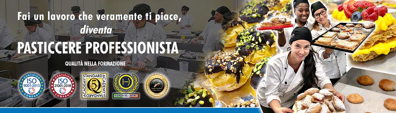 Scuola di Cucina a Bologna: Corso di Pasticceria Professionale.