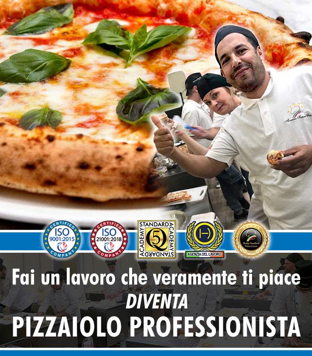 Scuola di Cucina a Bologna: Corso di Pizzaiolo Professionista.