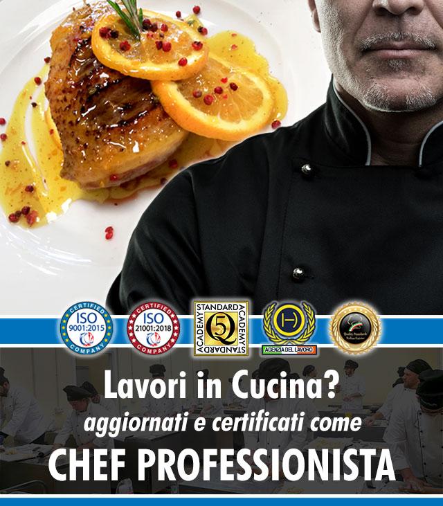 Corso di Chef a Bologna