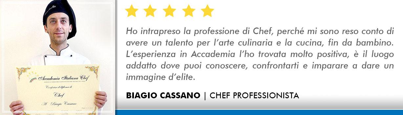 Corso Chef a Bologna Opinioni - Cassano