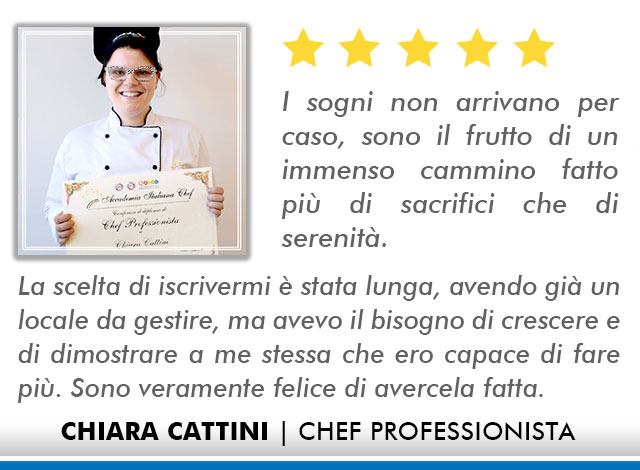 Corso Chef a Bologna Opinioni - Cattini