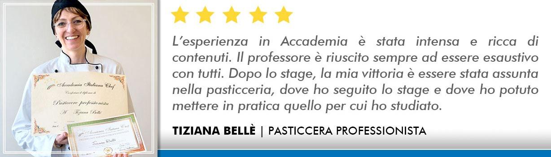 Corso Pasticcere a Bologna Opinioni - Bellè
