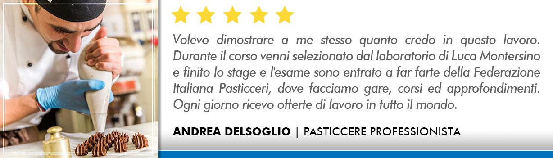 Corso Pasticcere a Bologna Opinioni - Delsoglio