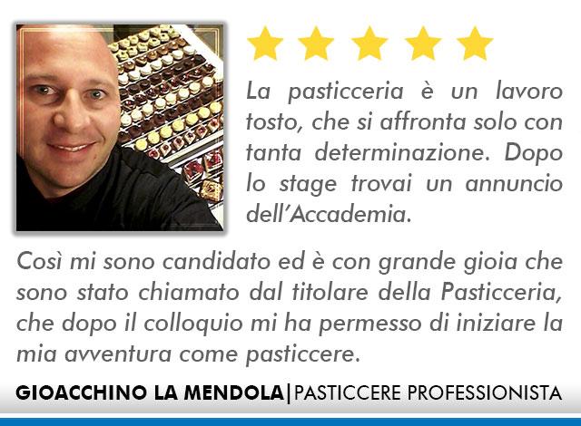 Corso Pasticcere a Bologna Opinioni - Mendola