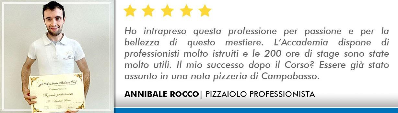 Corso Pizzaiolo a Bologna Opinioni - Annibale