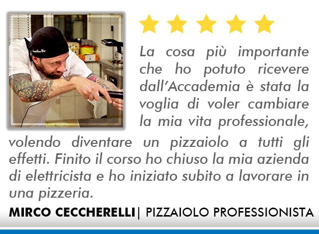 Corso Pizzaiolo a Bologna Opinioni - Ceccherelli