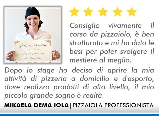 Corso Pizzaiolo a Bologna Opinioni - Dema