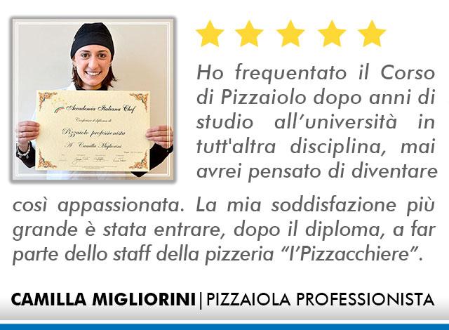 Corso Pizzaiolo a Bologna Opinioni - Migliorini