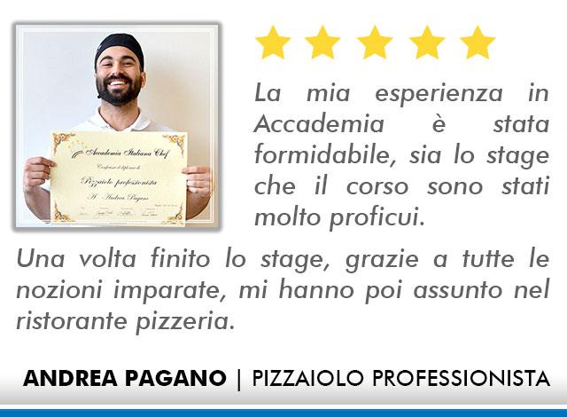 Corso Pizzaiolo a Bologna Opinioni - Pagano