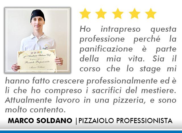 Corso Pizzaiolo a Bologna Opinioni - Soldano