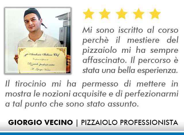 Corso Pizzaiolo a Bologna Opinioni - Vecino