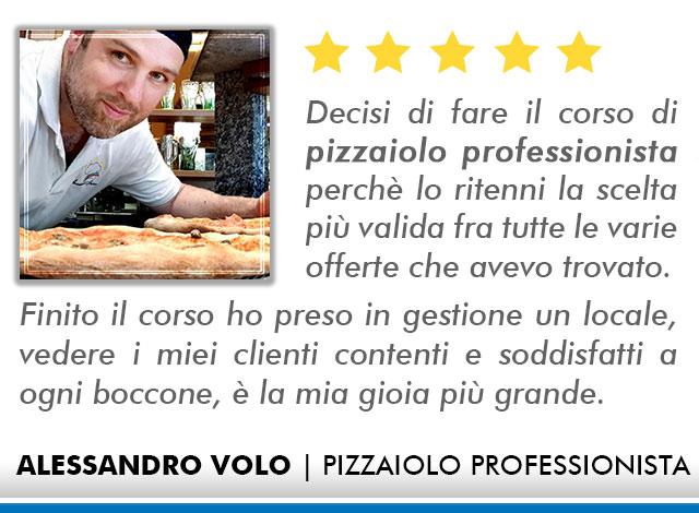 Corso Pizzaiolo a Bologna Opinioni - Volo