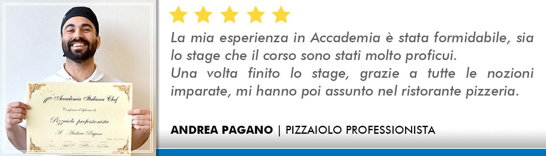Opinioni Corso Pizzaiolo Bologna - Pagano