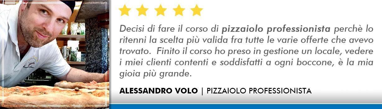 Opinioni Corso Pizzaiolo Bologna - Volo