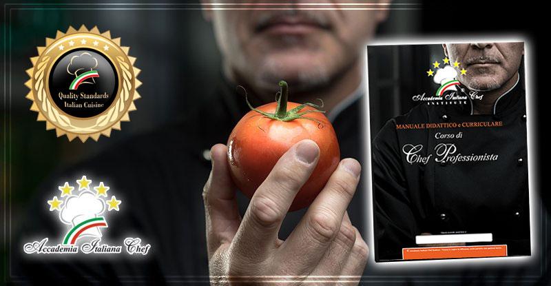 Programma del corso di chef a Bologna